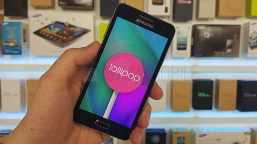 سامسونج تبدا بإطلاق تحديث الأندرويد المصاصة لجهاز Galaxy A3