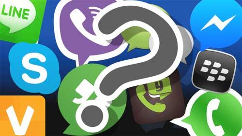 أخبار التطبيقات: لماذا اختفى BBM، فيسبوك مسنجر يحصل على مكالمات فيديو - وغيرها !