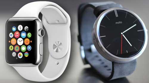 رأي: أشتري ساعة آبل أم ساعة أندرويد وير؟ ما رأيكم ؟