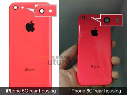 تسريبات: صور مسربة لجهاز الأيفون 6c ذو شاشة 4 إنش