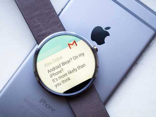 تأكيد جديد: جوجل تعمل على توافق ساعات الأندرويد مع الأيفون