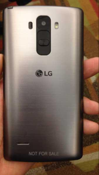 صور وتفاصيل مسربة حول جهاز LG G4 Note القادم