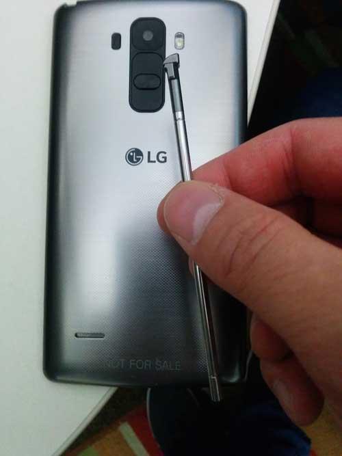 هل ستقوم LG بإطلاق جهاز LG G4 Stylus ؟