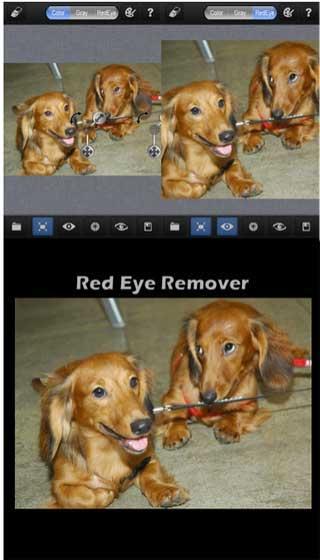 تطبيق Magic Eye Color Effect