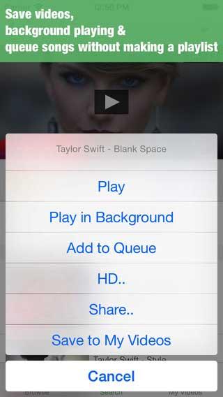تطبيق Better Tube لتحميل الفيديو من يوتوب وغيره