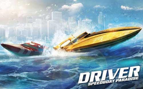 لعبة Driver Speedboat Paradise لعبة سباق القوارب المميزة