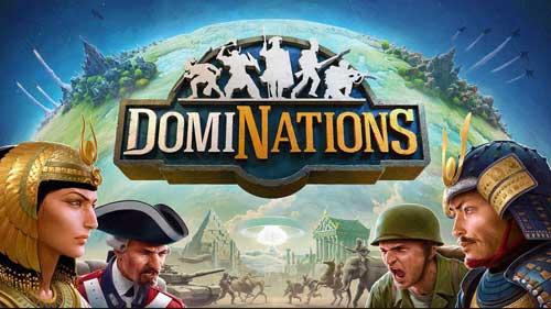 لعبة DomiNations لبناء الحضارات والممالك