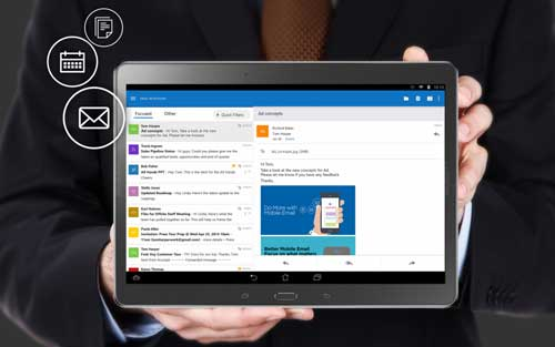 تطبيق Microsoft Outlook يحصل على النسخة النهائية