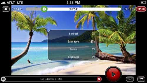 تطبيق Video Filters لتحرير مقاطع الفيديو بمزايا كثيرة