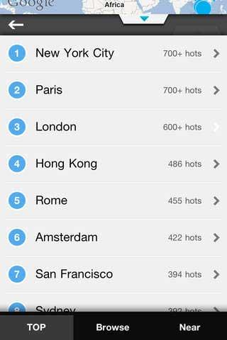 تطبيق World Travelpedia دليلك لأشهر المحلات والمطاعم حول العالم