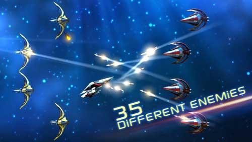 لعبة Alpha Zero حروب الفضاء الممتعة