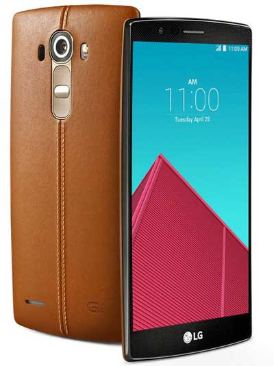 ألبوم صور: جهاز LG G4 سيكون بغلاف من الجلد وتصميم منحني