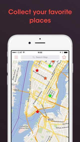 تطبيق City Maps 2Go Pro خرائط العالم بدون انترنت