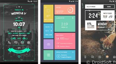 أفضل 5 تطبيقات ويدجت مميزة لجهازك الأندرويد