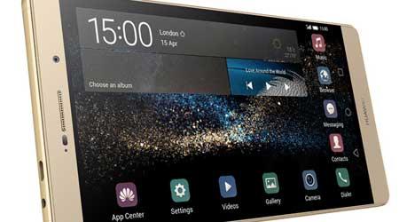 شركة هواواي تعلن أيضا عن جهاز Huawei P8max