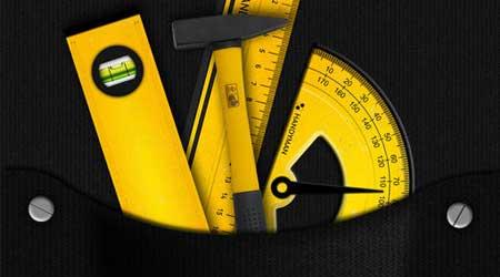 تطبيق Handyman Tools - أدوات قياس تفاعلية واحترافية