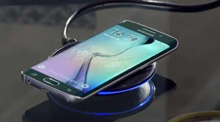 فيديو: إعلان يستعرض ميزة الشحن اللاسلكي لجهاز جالاكسي S6