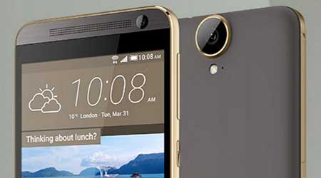 Photo of شركة HTC تعلن رسميا عن جهاز +HTC One E9 – في الصين