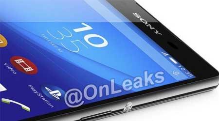 Photo of تسريبات صور صحفية جديدة لجهاز سوني Xperia Z4
