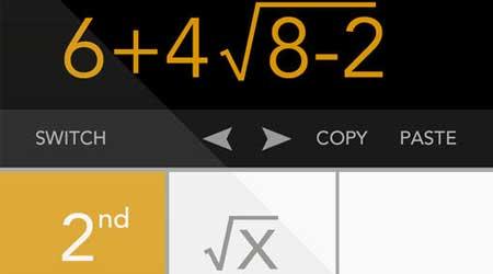 تطبيق Calculator+