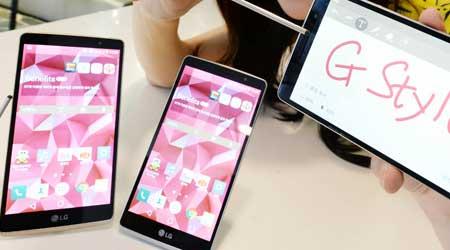 Photo of شركة LG تعلن عن جهاز LG G Stylo ذو الشاشة الكبيرة