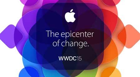 رسمياً : مؤتمر آبل للمطورين WWDC 2015 يوم 8 - 12 يونيو