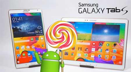 Photo of سامسونج تطلق تحديث الأندرويد المصاصة للجهاز Galaxy Tab S 8.4