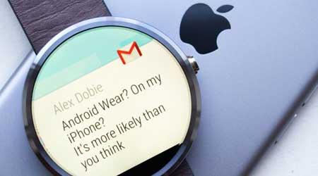 Photo of تأكيد جديد: جوجل تعمل على توافق ساعات الأندرويد مع الأيفون