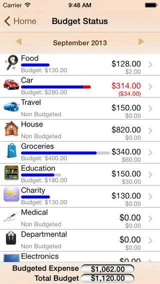 تطبيق ExpenSense لمتابعة مصاريفك اليومية والشهرية
