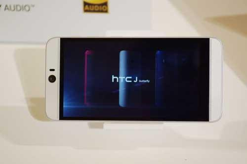 الإعلان عن جهاز HTC J Butterfly في اليابان