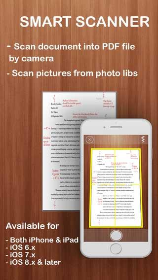 تطبيق Smart Scanner pro ماسح ضوئي ذكي