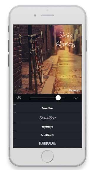 تطبيق Deluxe Photo Filter