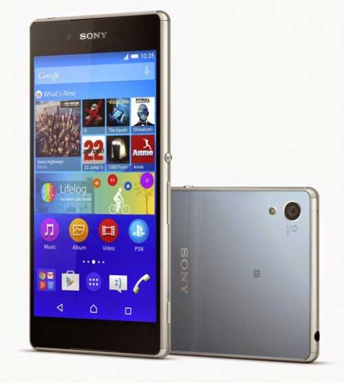 سوني تعلن رسميا عن جهاز +Xperia Z3 - المواصفات والسعر
