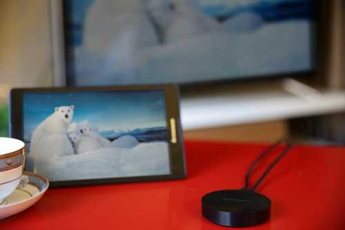 لينوفو تعلن عن جهاز البث اللاسلكي Lenovo Cast للاندرويد
