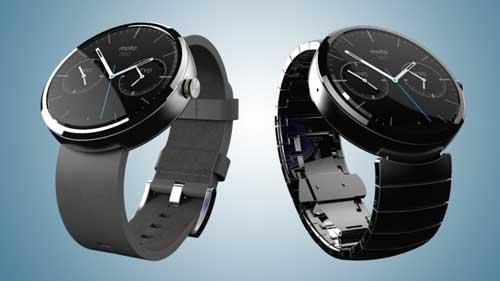 عرض تخفيضي من موتورولا: أحصل على ساعة Moto 360 وهاتف Moto X