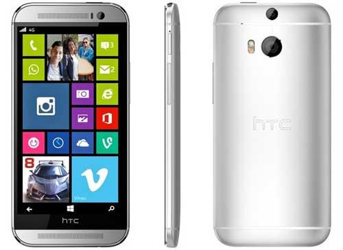 جهاز HTC One M8 For Windows