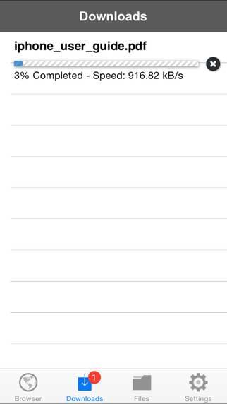 تطبيق Freebie File Download Plus