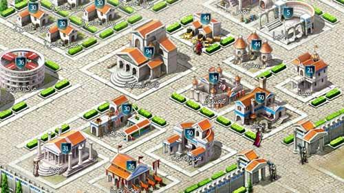 جهز جيوشك مع لعبة ملوك الحرب - واحدة من أروع الالعاب الاستراتيجية