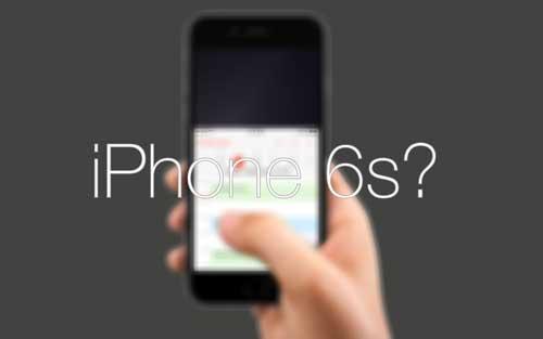 أهم 10 أشياء نعرفها حول الأيفون 6s القادم