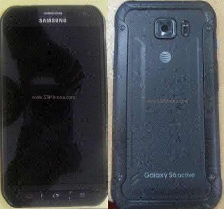 صور مسربة لجهاز Galaxy S6 Active المقاوم للصدمات