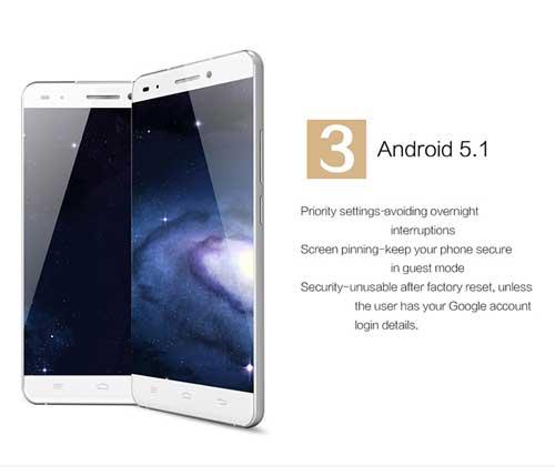 عرض تخفيضي على جهاز OUKITEL U8 ذو المواصفات المذهلة