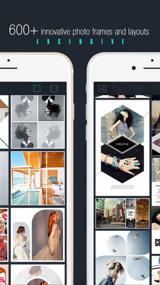 تطبيق Magic Photo Collage