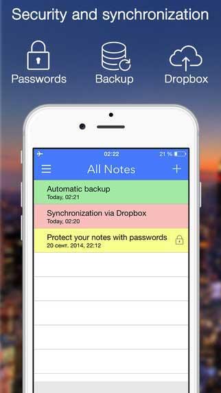 تطبيق Notes Note-Ify المميز في إدارة الملاحظات الخاصة