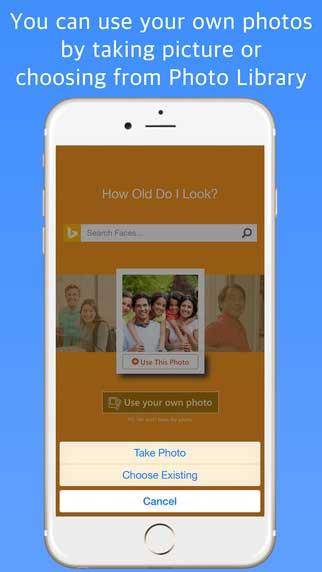 تطبيق رائع لمعرفة عمرك من خلال وجهك – للترفيه والتسلية، مجانا