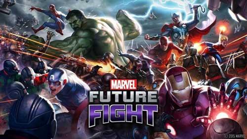 لعبة MARVEL Future Fight لمحبي شخصيات الأبطال