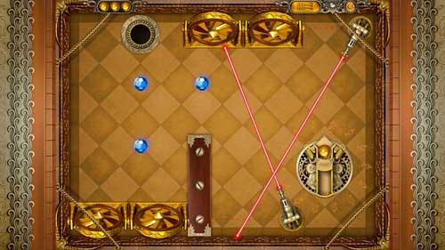 لعبة Slingshot Puzzle لمحبي ألعاب الالغاز الكلاسيكية