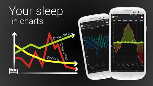 تطبيق Sleep as Android لمتابعة حالة النوم مع الإحصائيات