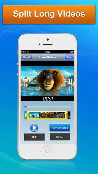 تطبيق Video Slimmer App لتحرير الفيديو بمزايا كثيرة