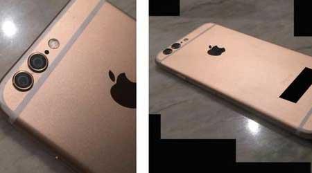 صورة الأيفون 6s قد يحمل كاميرتين من الخلف – ما رأيكم؟