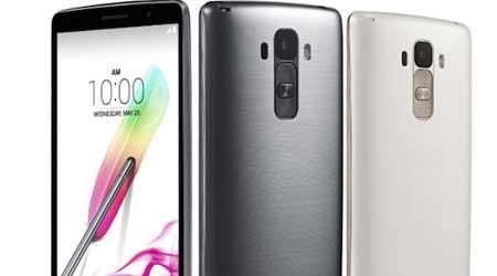 شركة LG تكشف رسميا عن جهاز LG G4 Stylus المميز